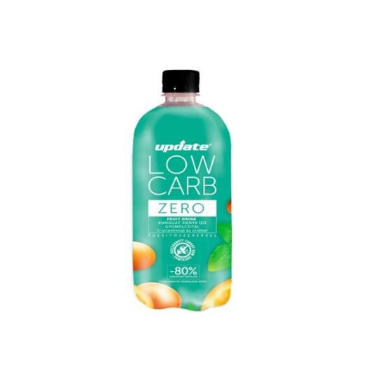 Norbi Update Low Carb  Fruit Drink- Kumquat-menta 800 ml